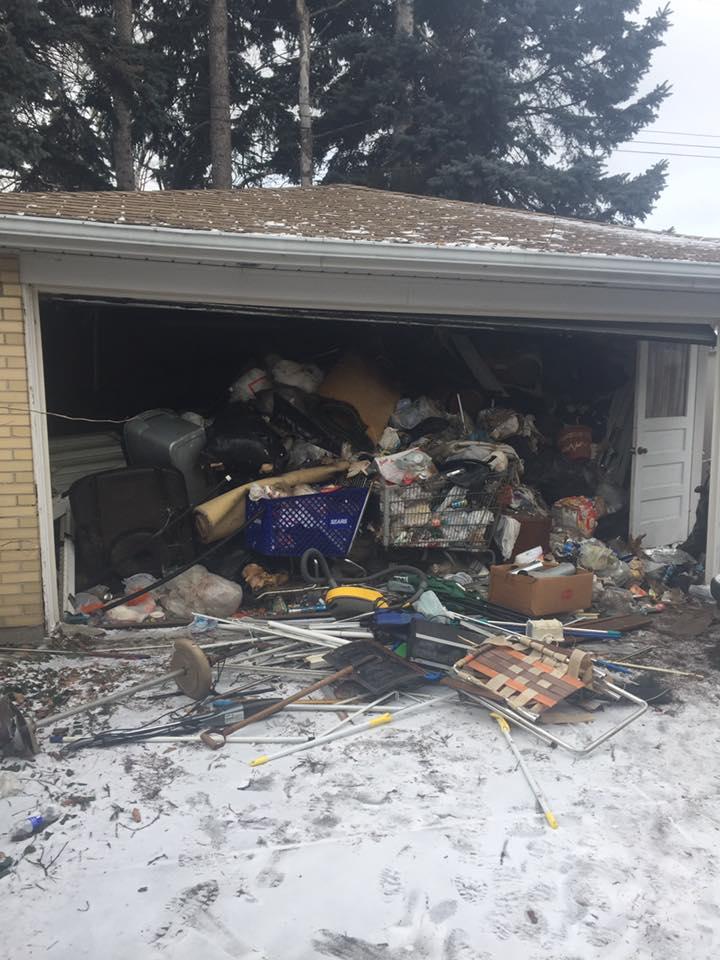 Debris Removal Buffalo, NY