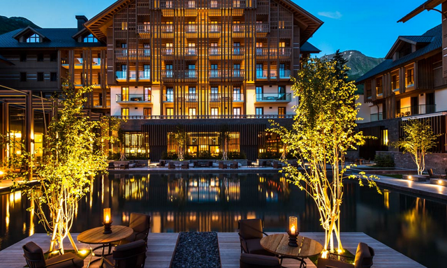 The Chedi Andermatt Switzerland Photo Ghm Hotels