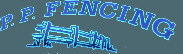 P.P. FENCING logo