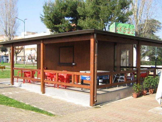Negozi In Legno Prefabbricati : Casette mobili nardò e.m.i. ecologia meridionale innovativa