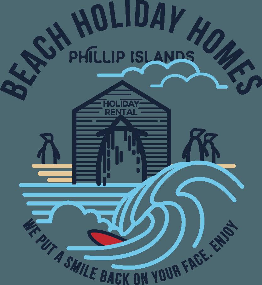 Beach Holidays homes logo