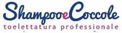 TOELETTATURA PROFESSIONALE SHAMPOO E COCCOLE - LOGO