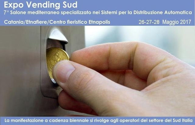 Expo Vending sud 2017