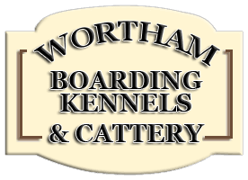 Wortham Boarding Kennels and Cattery logo
