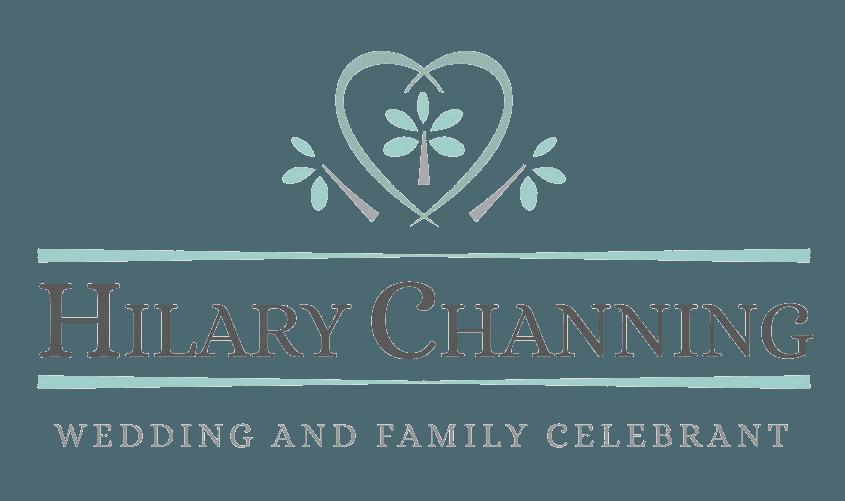 Hilary Channing Celebrant logo