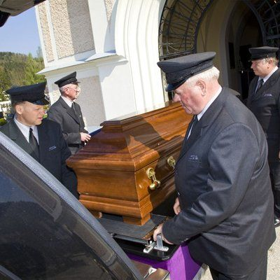 Unique funeral transport services