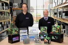 Battery supplies - Birmingham, Midlands - Batteryman Ltd - Battery