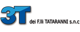 3T TENDE E TENDAGGI - F.LLI TATARANNI-LOGO
