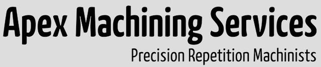 apex machining services logo