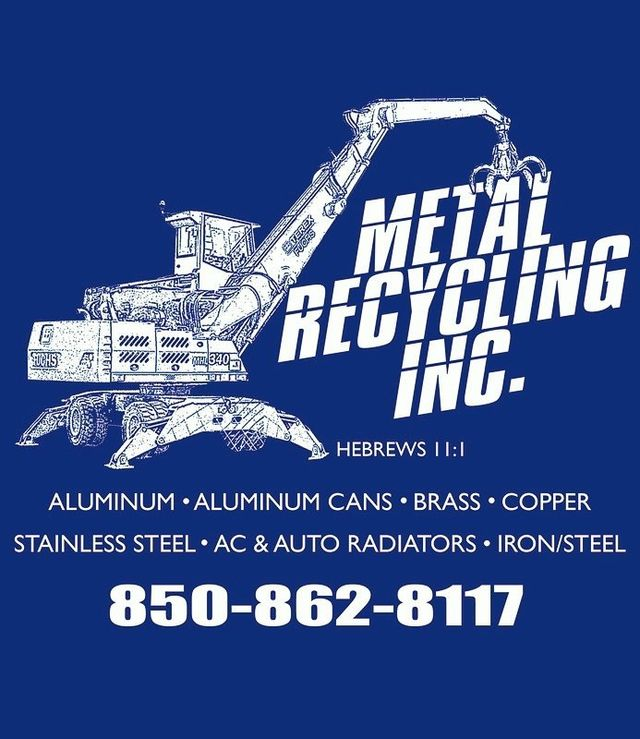 metal recycling Fort Walton Beach, FL