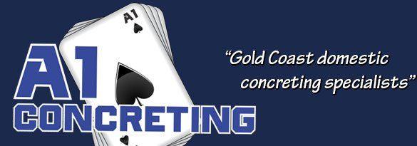 Concreters Gold Coast   Concreting Services   A1 Concreting