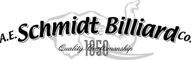 A.E. Schmidt Billiard Company Has Been Building, Maintaining, And Repairing  Pool, Snooker And Billiard Tables Since 1850.