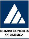 Billiard Of Congress Member Logo
