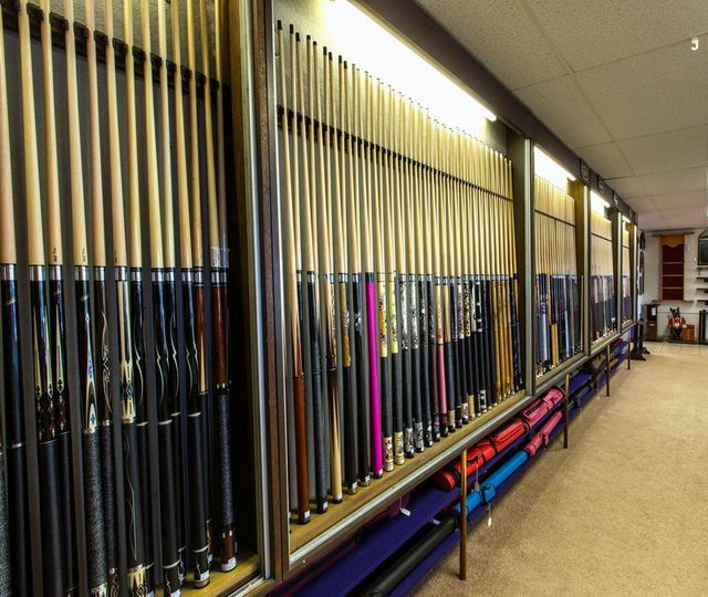 Great selection of Pool Cues at Best Quality Billiards