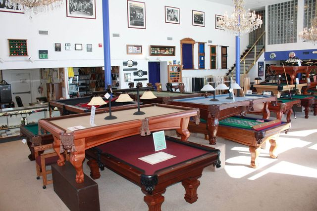 Denver, Colorado buys the best pool tables from Best Quality Billiards