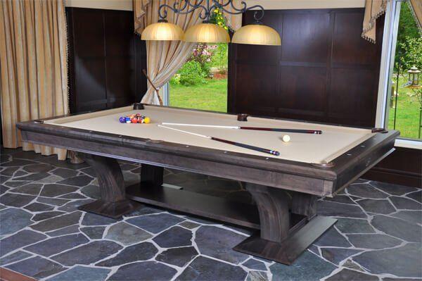 Canada Billiard La Condo Divine In Pool Dining Tables - 2 in 1 pool table dining table