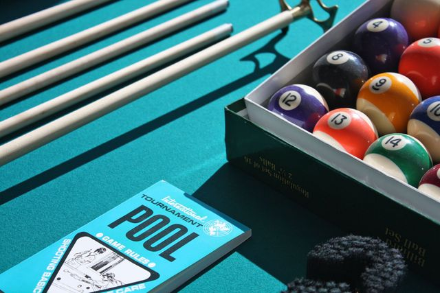 Billiard Supplies and accessories