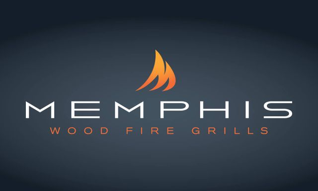 Memphis Pro Wood Fire Grills Logo find them at Best Quality Billiards