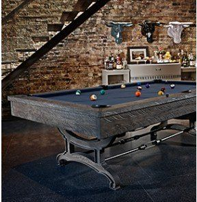Birmingham Pool Table By Brunswick Billiards