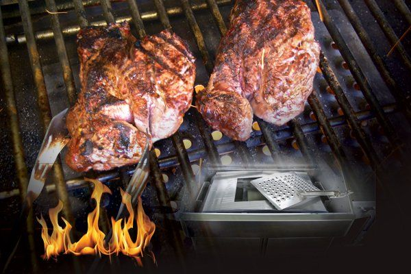 Grill Smoke and Convection Cooking now with WIFI & Smartphone App