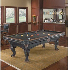 Glenwood Pool Table By Brunswick Billiards