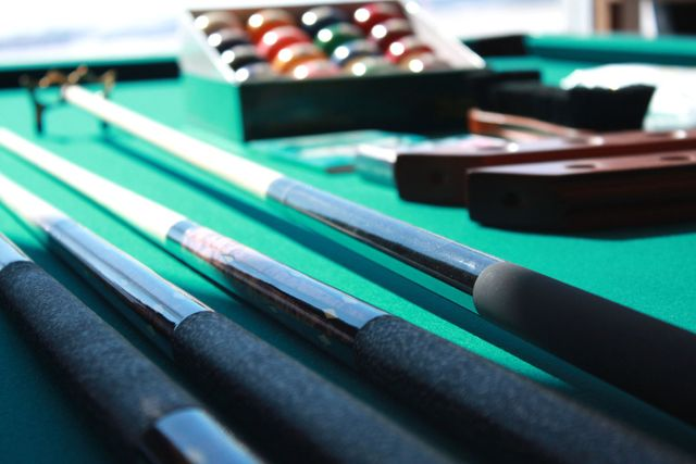 Pool Cues and Pool Balls at Colorado's Best Quality Billiards