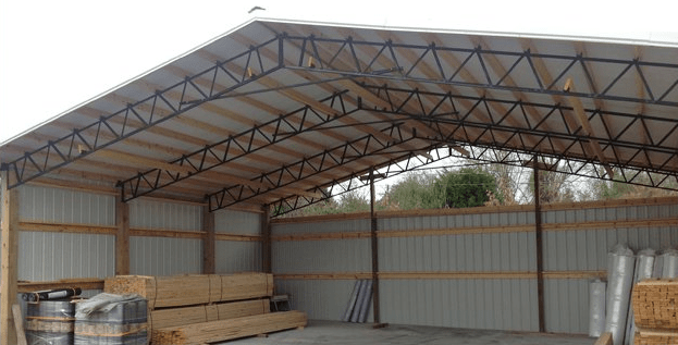 Barn Storage - Sweetwater, TN - Tennessee Metal Products