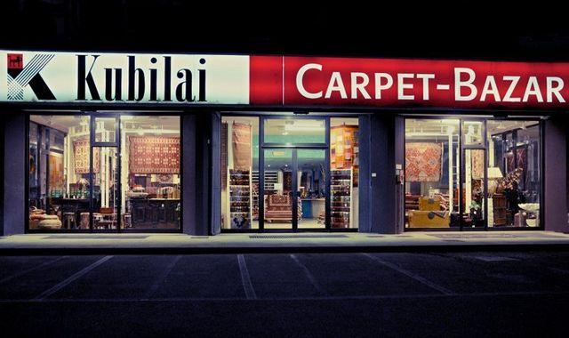 Negozio di tappeti Kubilai e oggetti arredamento