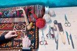 laboratorio restauro tappeti persiani antichi e moderni