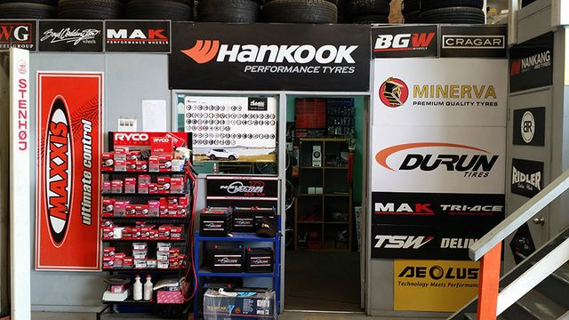 batteries and services