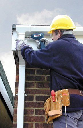 Roofline products - Worcestershire - Stourport Seamless Gutters - Gutter