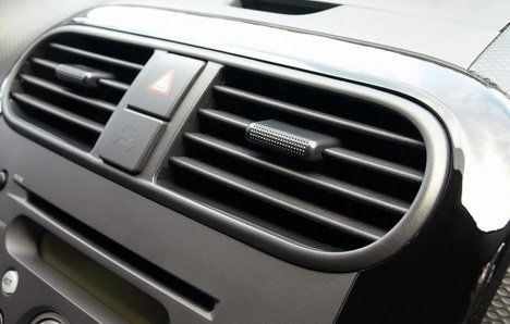 car AC cleaning