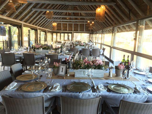 Blue Crane Restaurant And Bar Pretoria Home