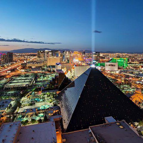 Las Vegas Strip Sun City Appliance
