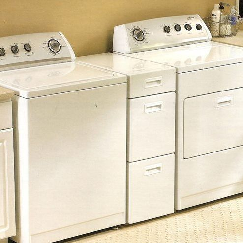 Sun City Appliance Repair white washer and dryer