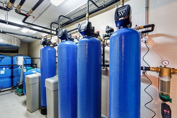 High-quality water treatment products
