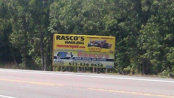 Billboard for rent in Laurie Mo 65038