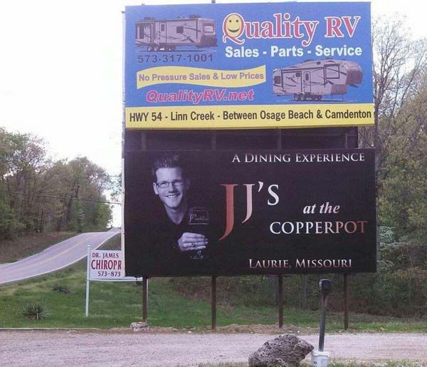 rent billboards lake of the ozarks