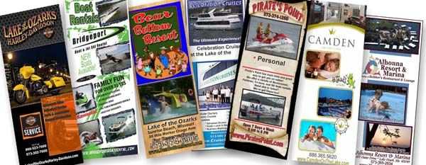 brochure distribution lake of the ozarks