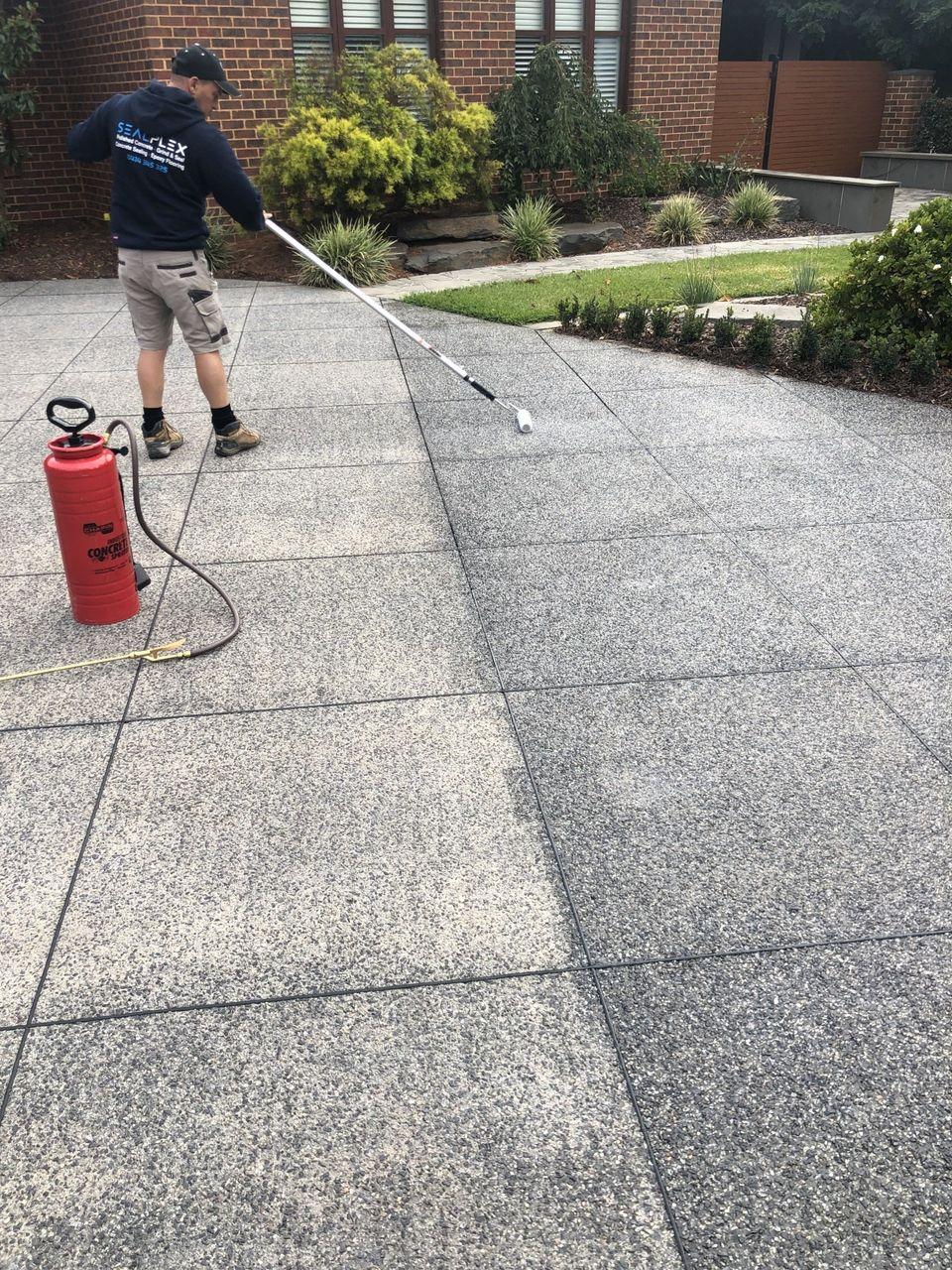 Concrete Sealing Werribee Melbourne
