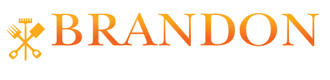 Brandon Landscaping & Fencing logo