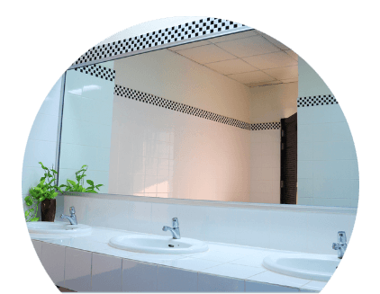 Bathroom Mirrors Houston Tx replacement glass houston & spring, tx | window glass repair