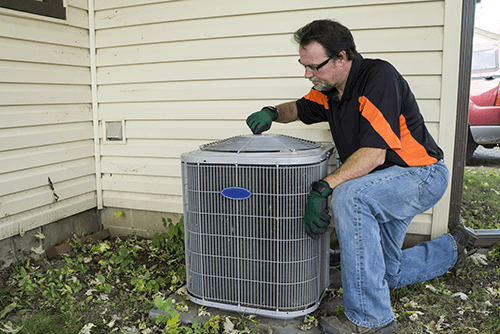 air conditioning repair Rocky Mount, NC