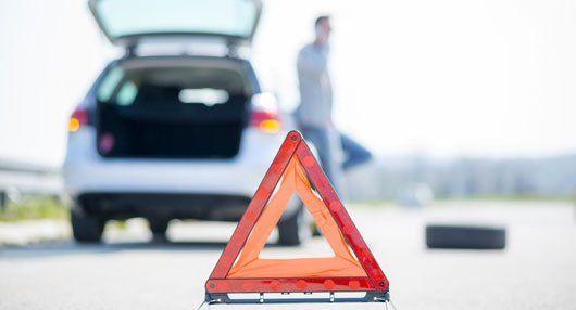 car breakdown indicator