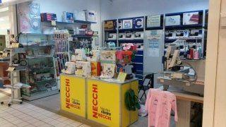 negozio necchi castellanza