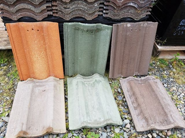 Salvage Cement And Clay Tile Roofing Auburn Wa