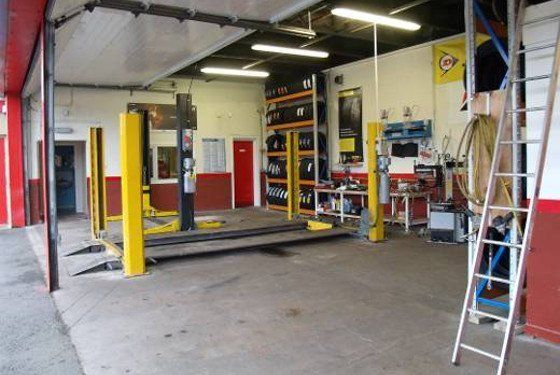 Reliable garage services in glasgow