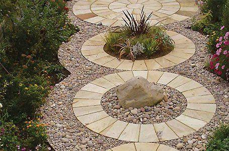 garden area designing