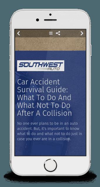 Car Accident Survival Guide