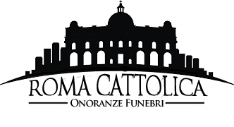 roma cattolica onoranze funebri - logo